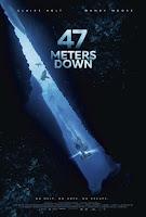 47 Meters Down Movie Poster 7