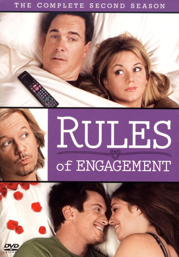 Rules of Engagement - Season 2 Episode 08: Fix Ups & Downs