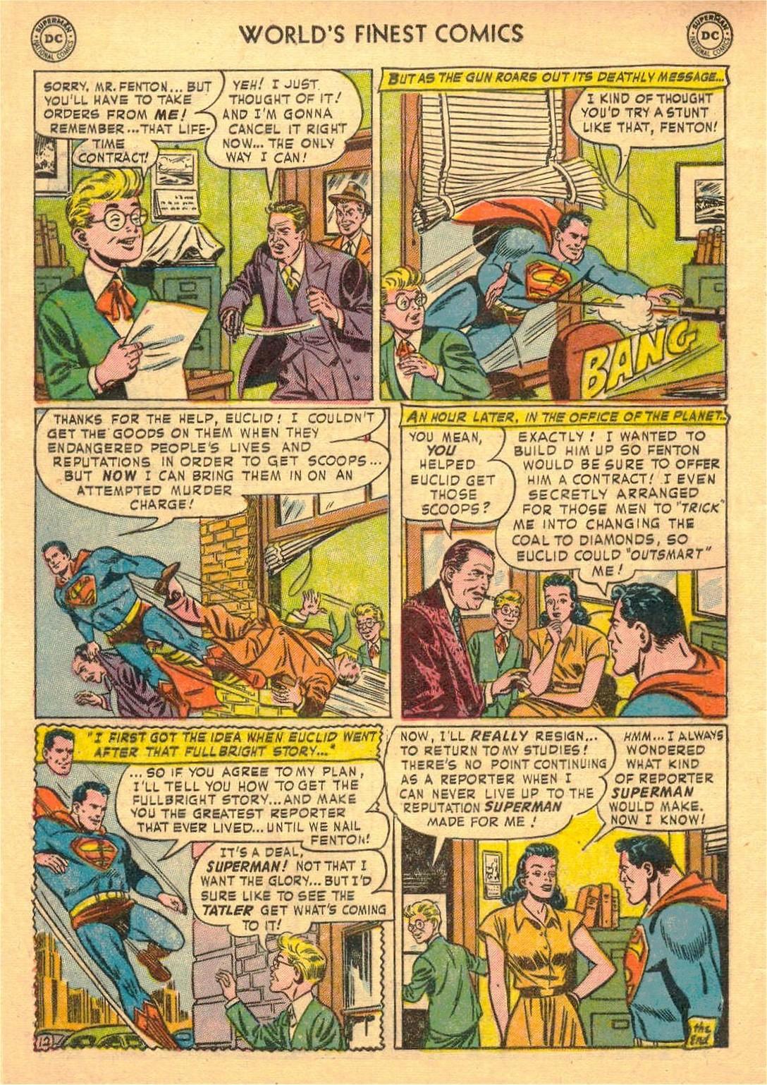 Read online World's Finest Comics comic -  Issue #58 - 14