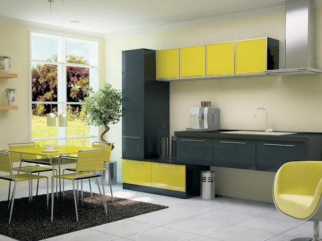 thiết kế nhà bếp - mẫu số 7