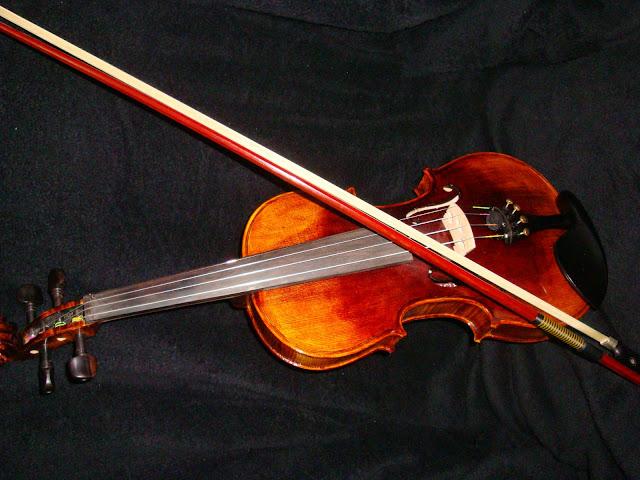 Projeto 52 Objetos | Objeto 37 (Violino)