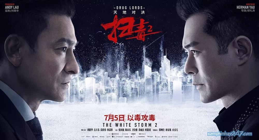 http://xemphimhay247.com - Xem phim hay 247 - Bão Trắng 2: Trùm Thuốc Phiện (2019) - The White Storm 2: Drug Lords (2019)