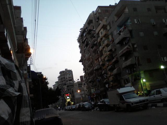 Pengalaman di Mesir