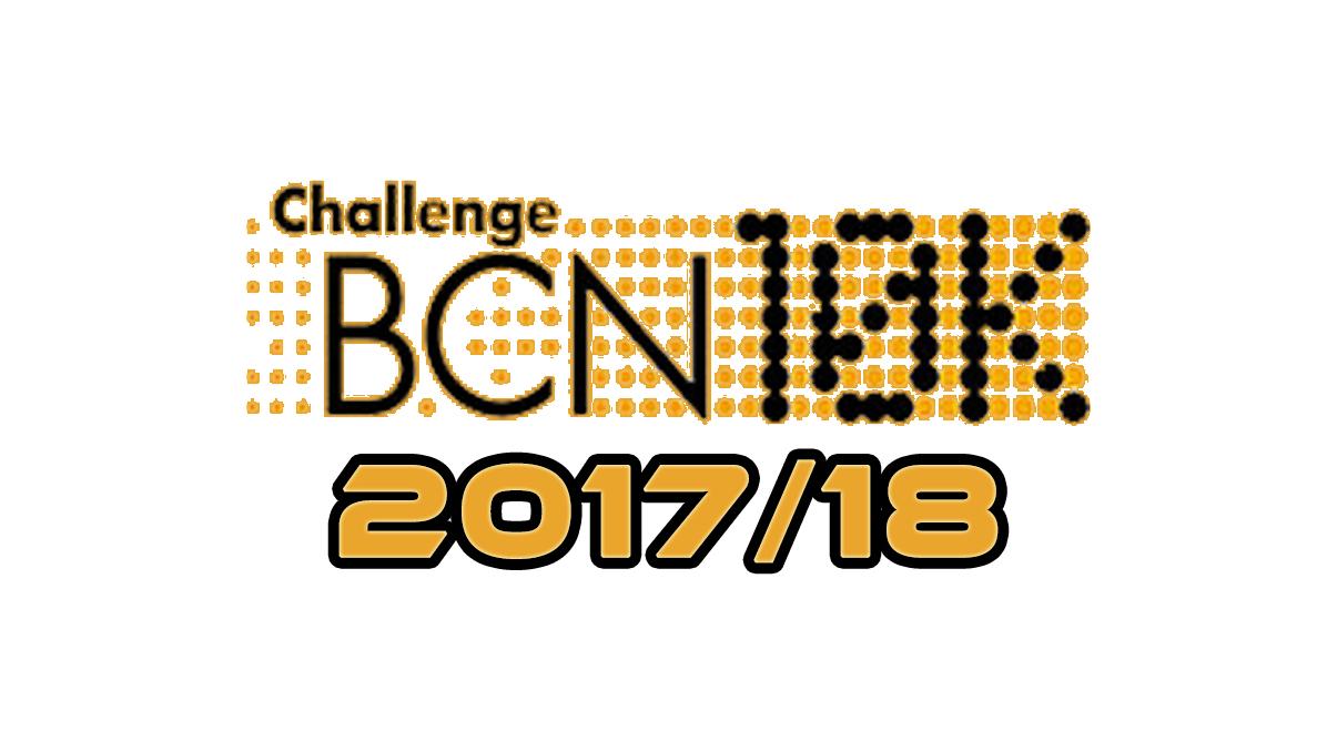 Calendario ChallengeBCN10K 2017/18