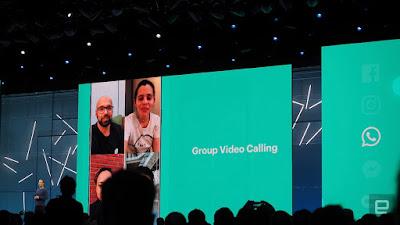 Fitur Baru WhatsApp Bisa Video Call Berempat, Begini Caranya