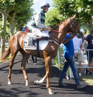 ROYAL DANCER en Lasarte.