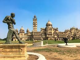 View of Lukshmi Vilas Palace