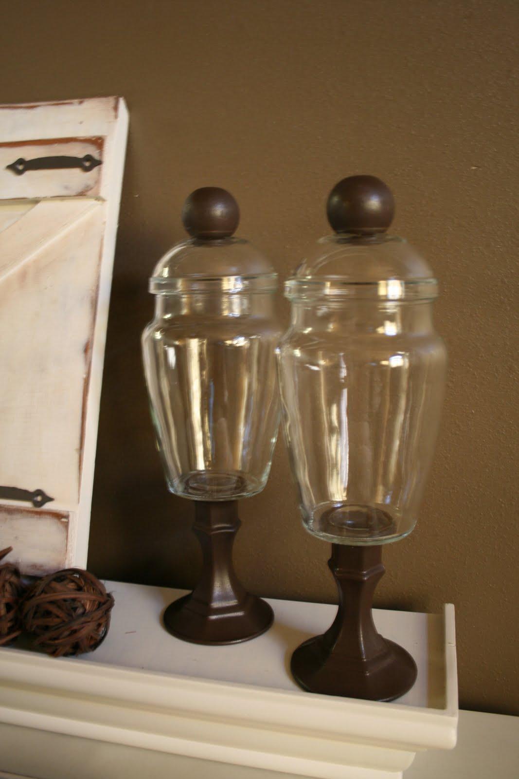 Redefining C Decorative Diy Jars