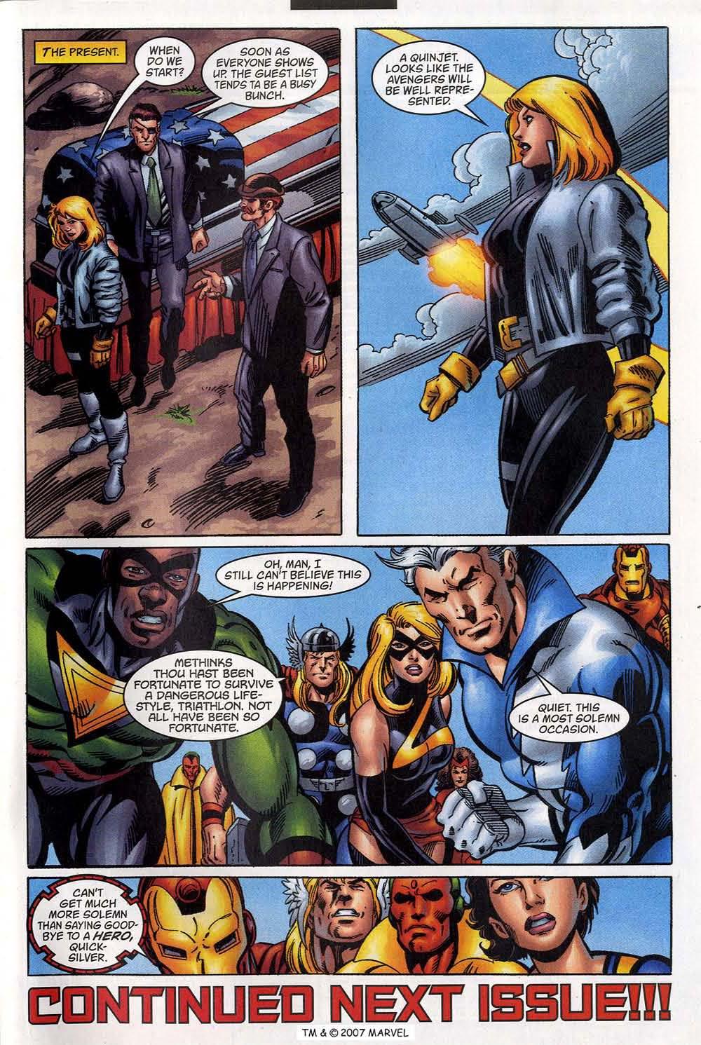 Captain America (1998) Issue #46 #53 - English 33