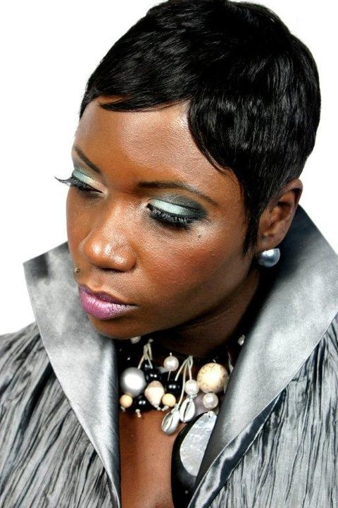 Medium Hairstyles For Black Women 2012 Cool Styles