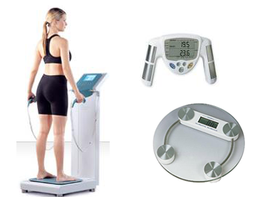 bio electrical impedance for fitness