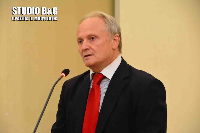 Γ.Ανδριανός: Να δοθεί παράταση πέραν της 18ης Μαρτίου για την υποβολή δηλώσεων στο κτηματολόγιο στην Αργολίδα