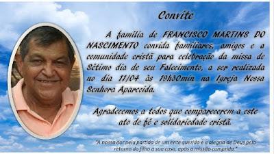Missa Convite - Martinzão
