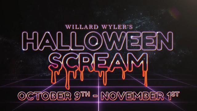 Call of Duty - Infinite Warfare - Willard Wyler's Halloween Scream