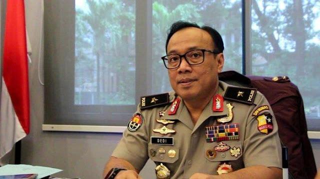 Viral Percakapan Anggota Polisi Dukung 01, Humas Polri: Kalau Terbukti Pasti Ditindak