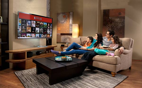 Smart TVs de 55 polegadas indicadas para jogos e filmes