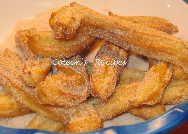 Coleen S Recipes Churros