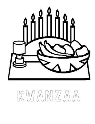 Kwanzaa Coloring Page 022511» Vector Clip Art - Free Clip ...