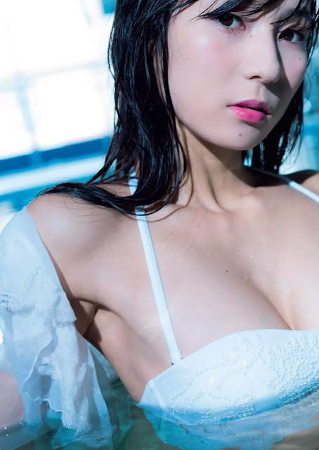 南千紗登 Minami Chisato Perfect Mermaid Queen Images