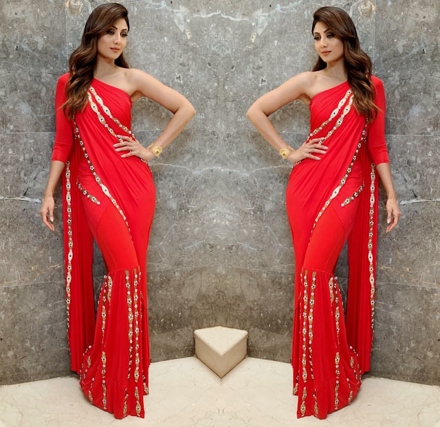 Shilpa Shetty in Shivan and Narresh