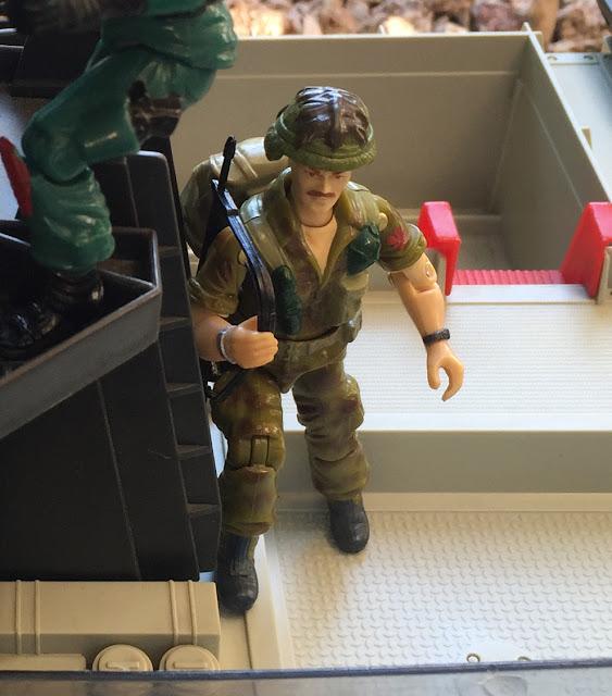 1985 Footloose, Lift Ticket, Transportable Tactical Battle Platform, TTBP