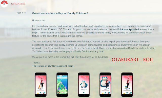 Buddy Pokémon Coming In Next Update Confirmed By Niantic 3