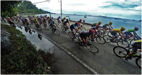 Kota Tua Eksotik Sawahlunto Daniel Whitehouse. Juarai etape 2