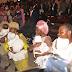 Seriake Dickson and wife, Rachael dedicate their quadruplets in Church (photos)