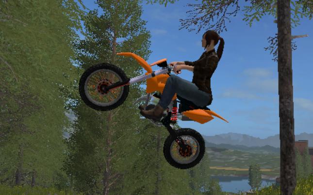 Fs17 Ktm Pocket Bike Farming Simulator 2019 Mods Fs