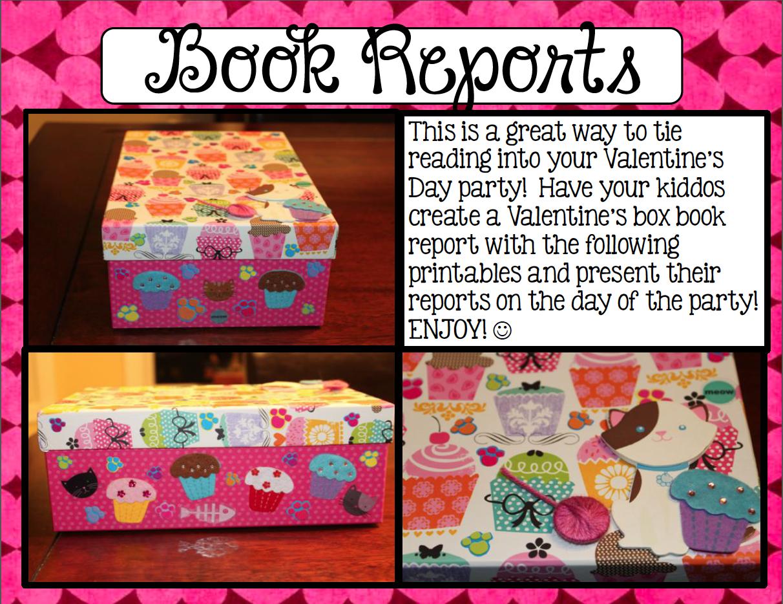 Book Report Activities 4th Grade