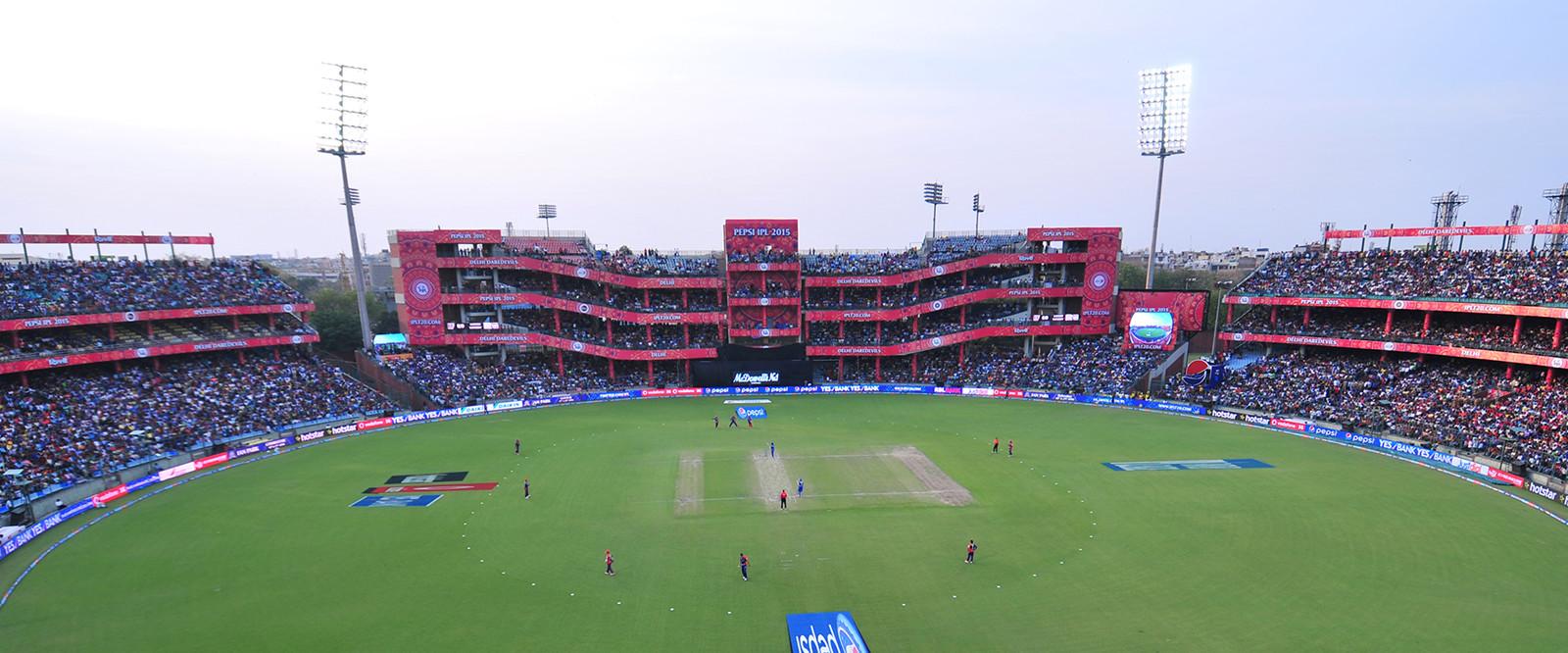 .Feroj Shah Kotla Ground