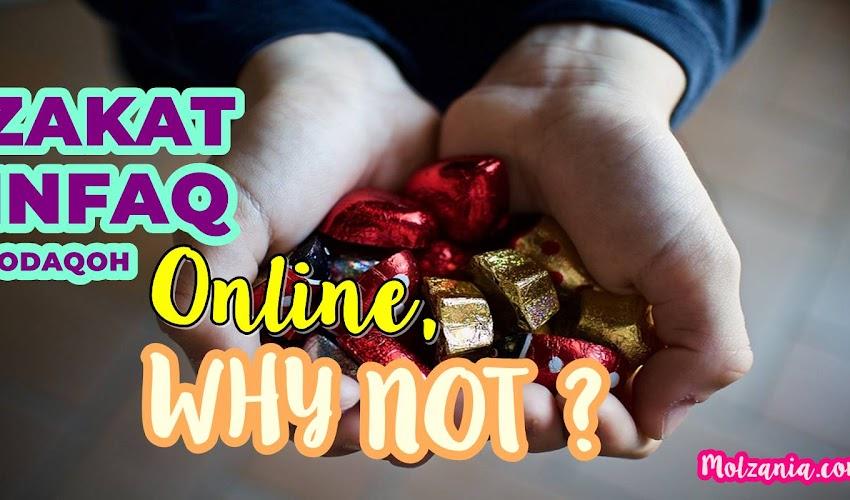 Tips Berdonasi Online Secara Aman dan Nyaman