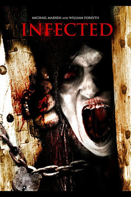 Infected zombie movie