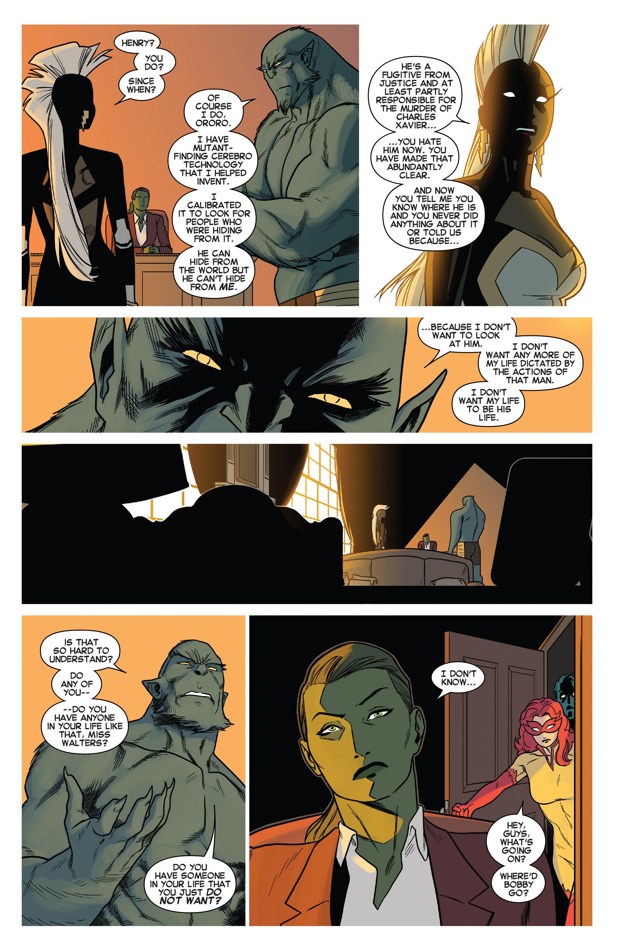 Read online Uncanny X-Men (2013) comic -  Issue #24 - 4