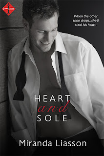 Heart and Sole by Contemporary Romance Author Miranda Liasson