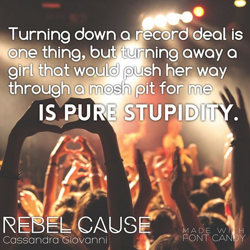 Rebel Cause Teaser 1