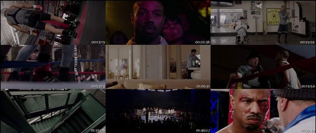 Creed: Corazón de Campeon DVDRip Latino