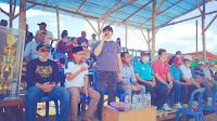 Feri Sofiyan Utarakan Keinginan LUTFI-FERI Bangun Arena Pacuan Kuda Sambinae yang Lebih Repsentatif