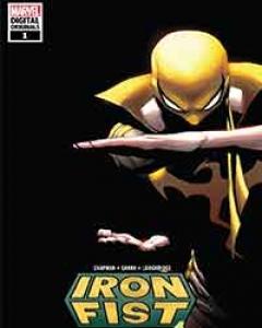 Iron Fist (2018)