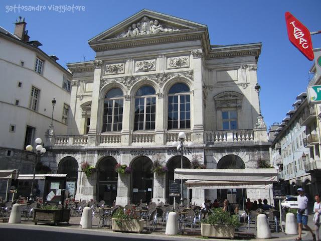 Teatro Charles Dullin Chambery