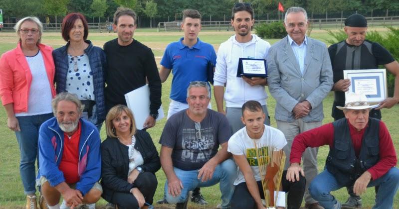 Moie: Zannori vince il campionato 2016, secondo piazzamento per Giusti