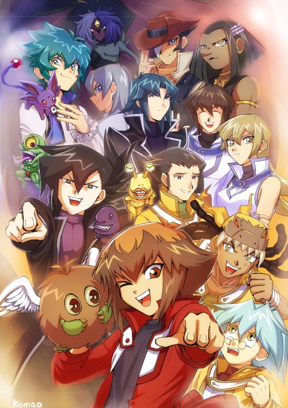 Hình ảnh Yu-Gi-Oh! GX