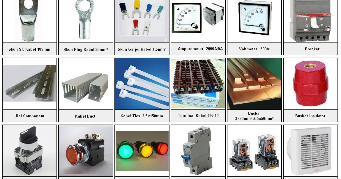 peralatan+dan+bahan+panel+kapasitor+bank+industri Gambar Wiring Diagram Ats on