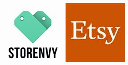 A comparison of the features of Storenvy and Etsy for selling your handmade items online.