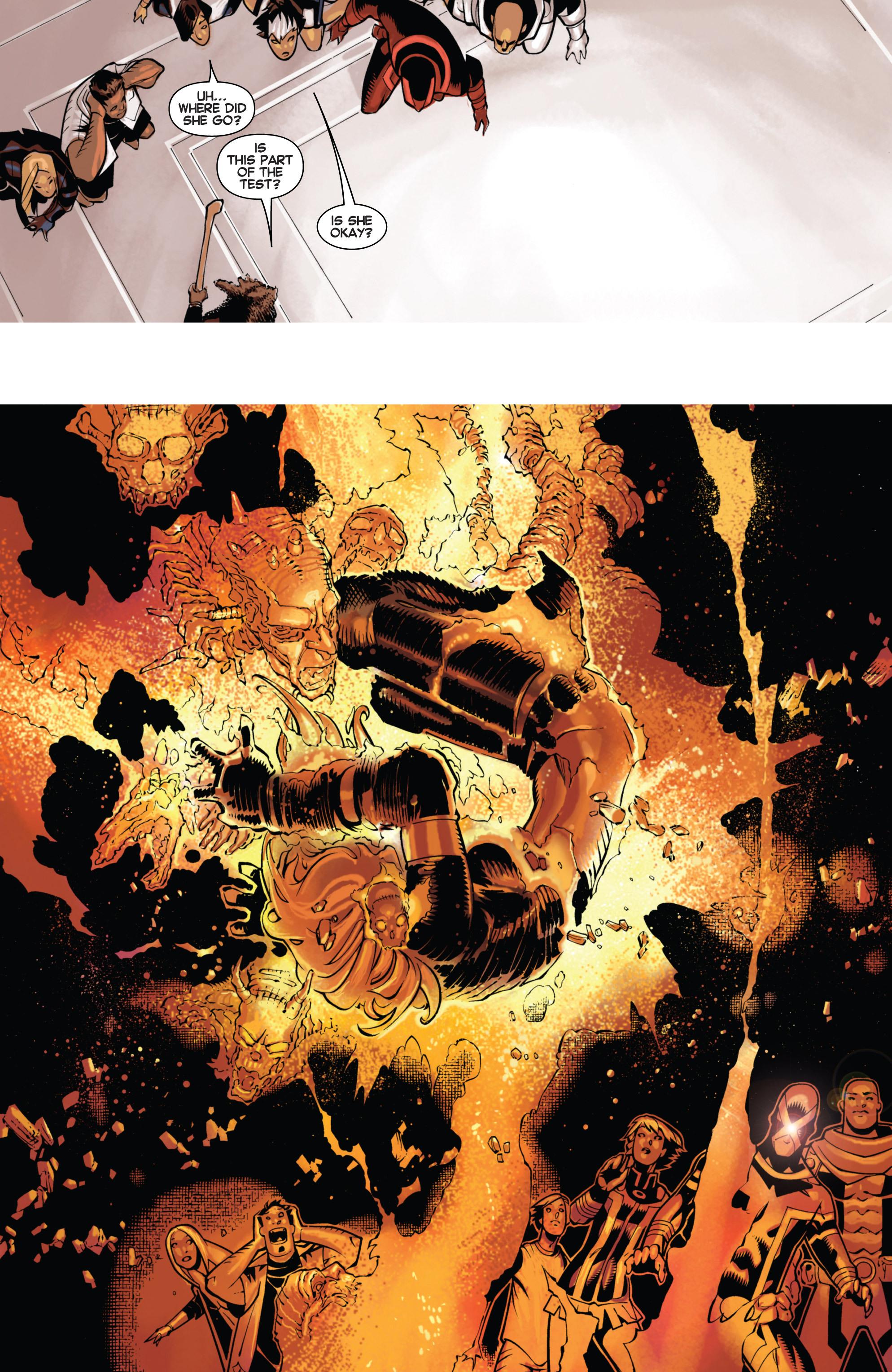 Read online Uncanny X-Men (2013) comic -  Issue #4 - 16