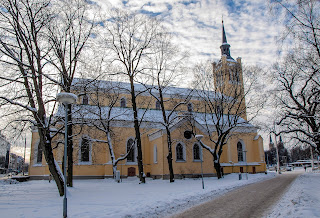 Еще раз вспомним про церковь Святого Иоанна в Таллинне