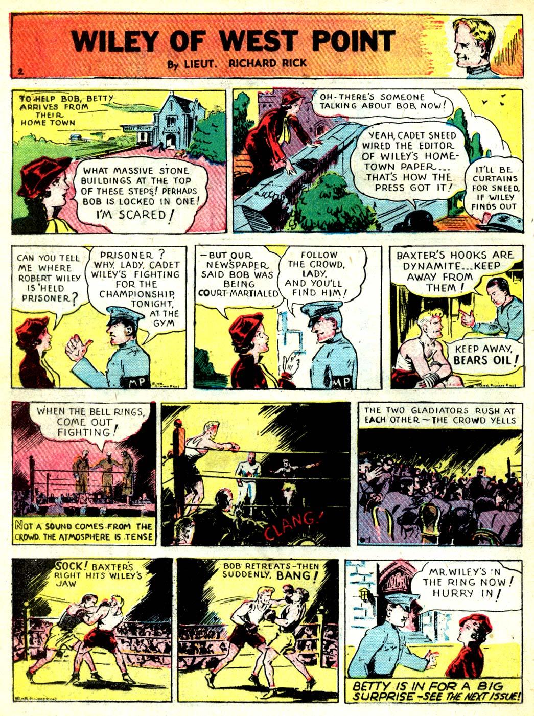 Read online All-American Comics (1939) comic -  Issue #10 - 12