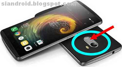 mengaktifkan sensor fingerprint di lenovo vibe k4 note android