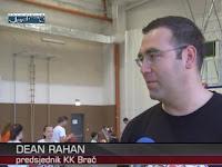 Dean Rahan košarka KK Brač Supetar slike otok Brač Online