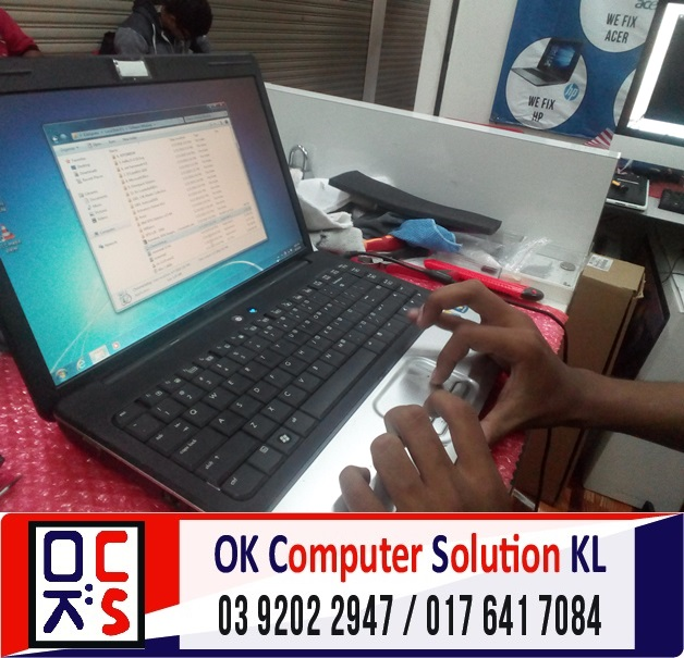 [SOLVED] HP COMPAQ CANNOT REACH WINDOWS | REPAIR LAPTOP CHERAS 6